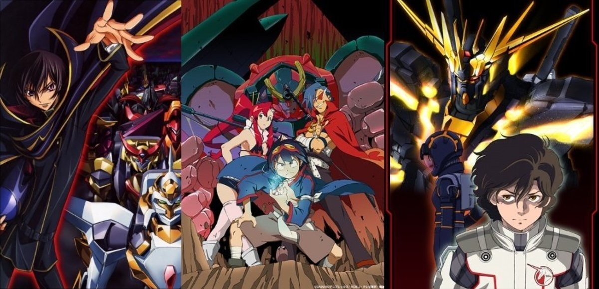 Top 10 Best Mecha Anime