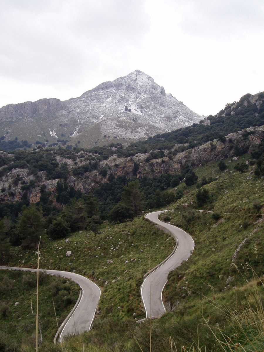 Training in Majorca:  Best Cycling Climbs