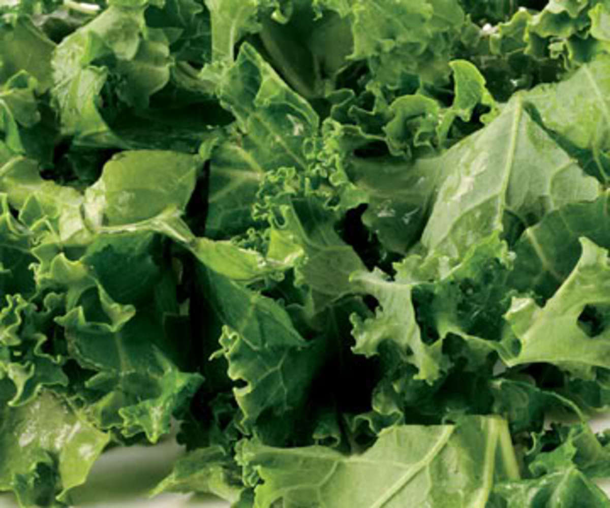 Eat the Top Four Leafy Green Vegetables
