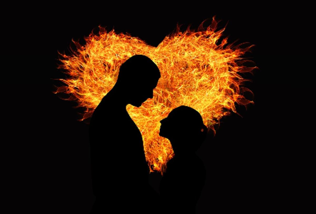 Venus in Aries Love