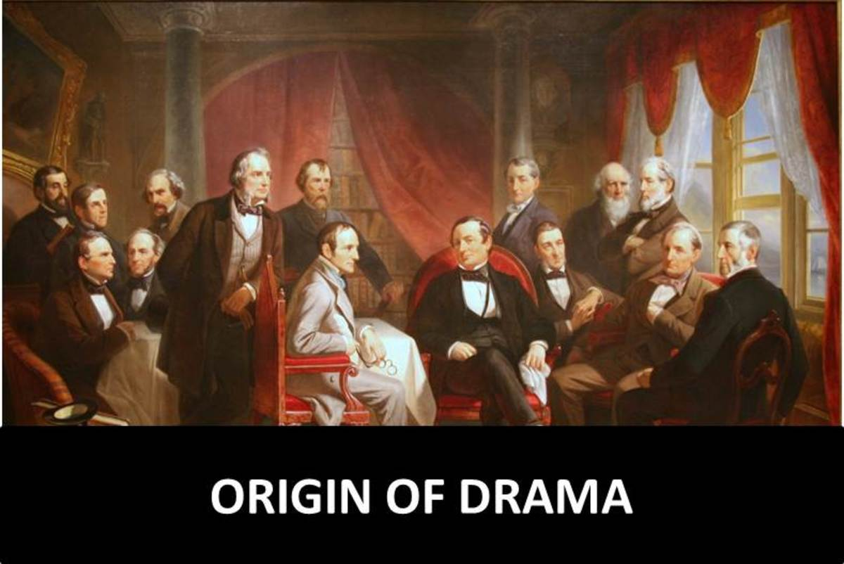 Origin of Drama in English Literature