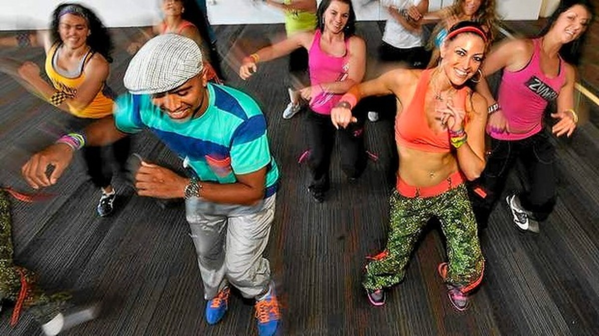 Top 5 Reasons Why Men Should Start Zumba Class and Learn How to Dance