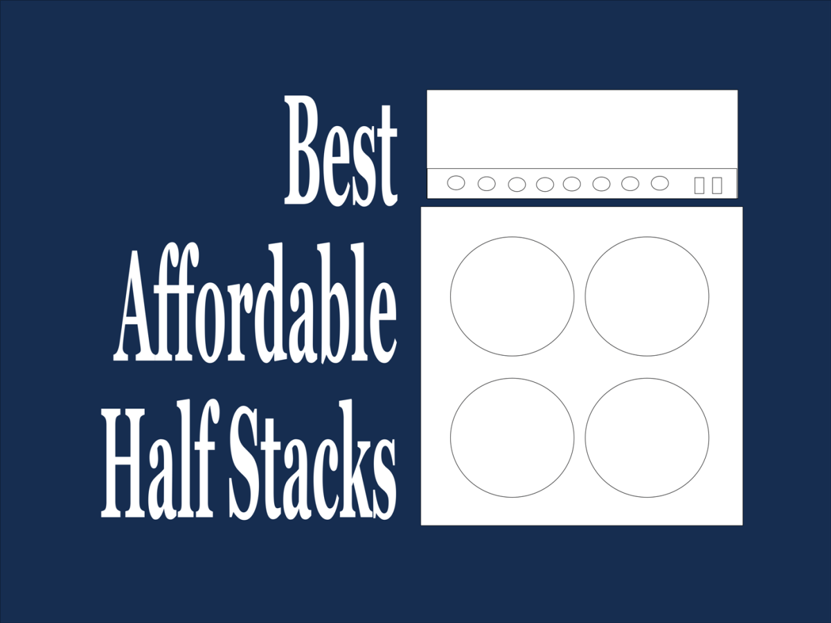 Best Half Stack Guitar Amps on a Budget