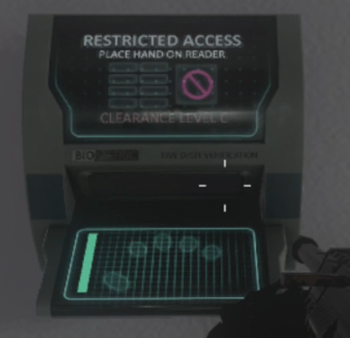 Hand Scanner Step - 'Game Over Man' Easter Egg in Outbreak, Exo Zombies