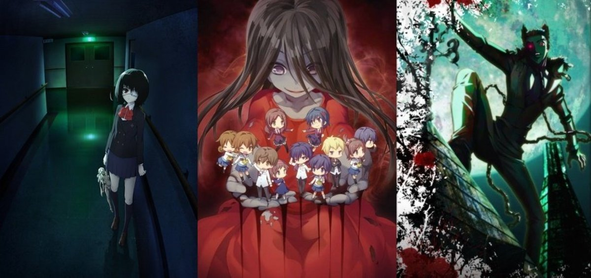 Top 10 Best Horror Anime