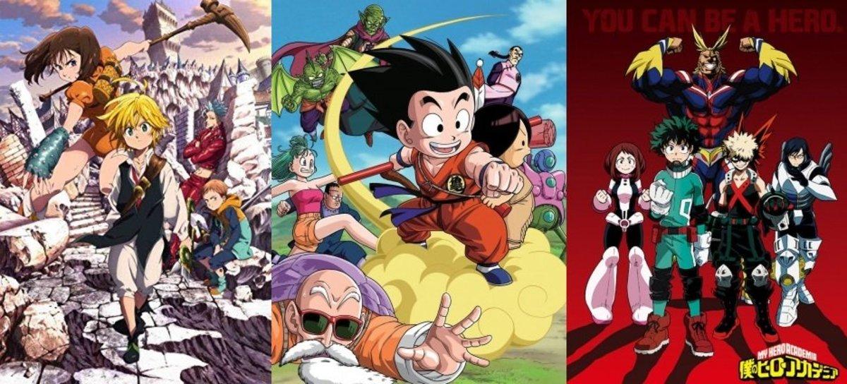 Top 10 Best Super Power Anime
