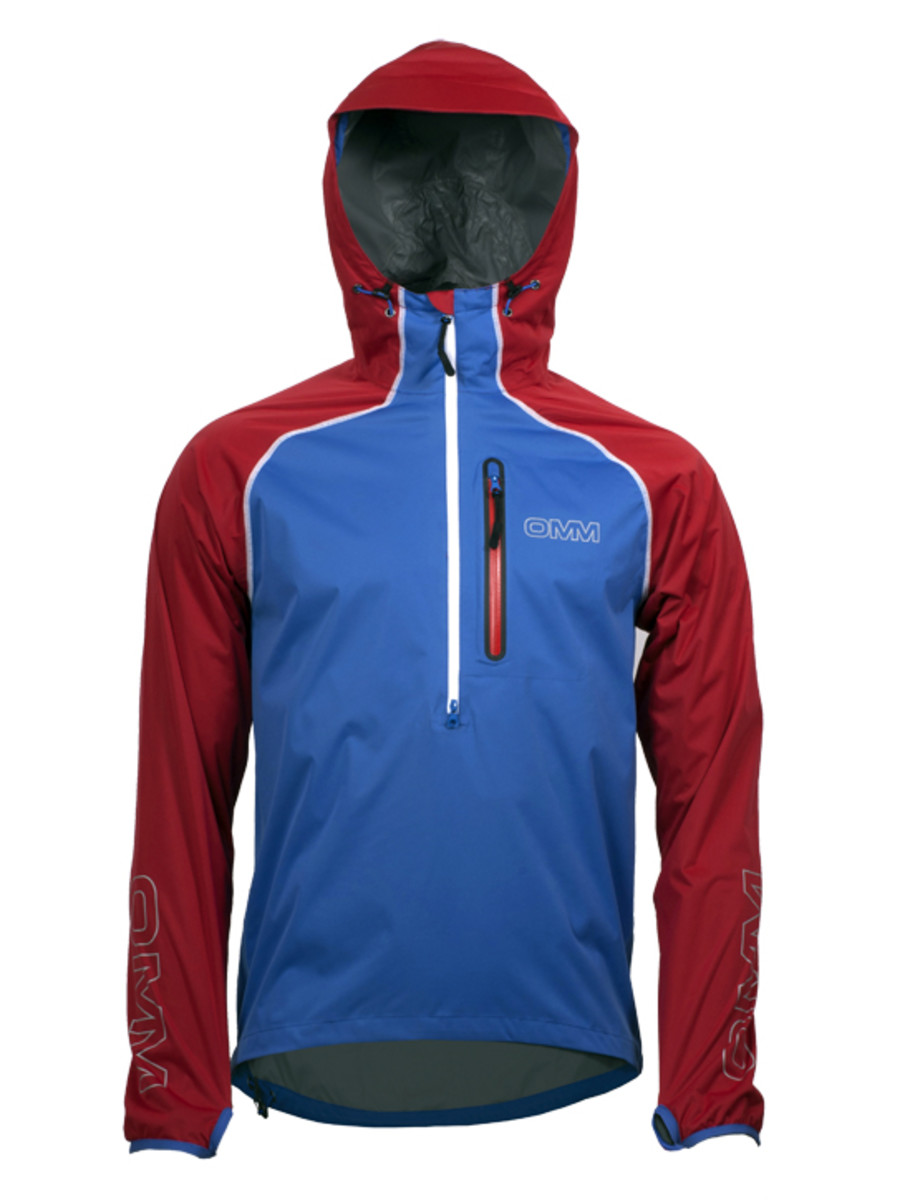 I love the red and blue colorscheme of the Kamleika Race Smock II