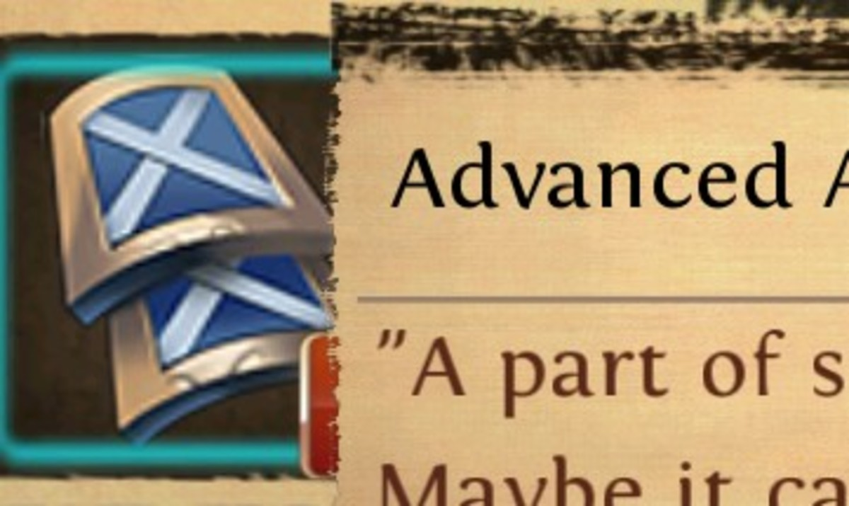 """Farming Advanced Armor Scraps in """"Order and Chaos"""""""