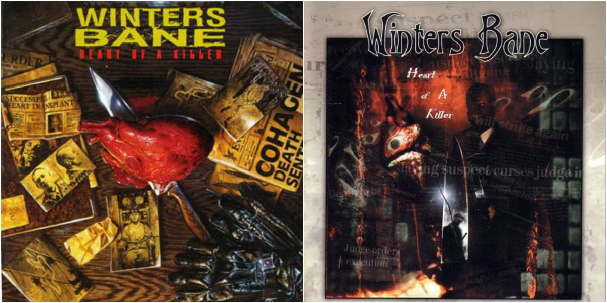 "Forgotten Hard Rock Albums: Winters Bane, ""Heart of a Killer"" (1993)"