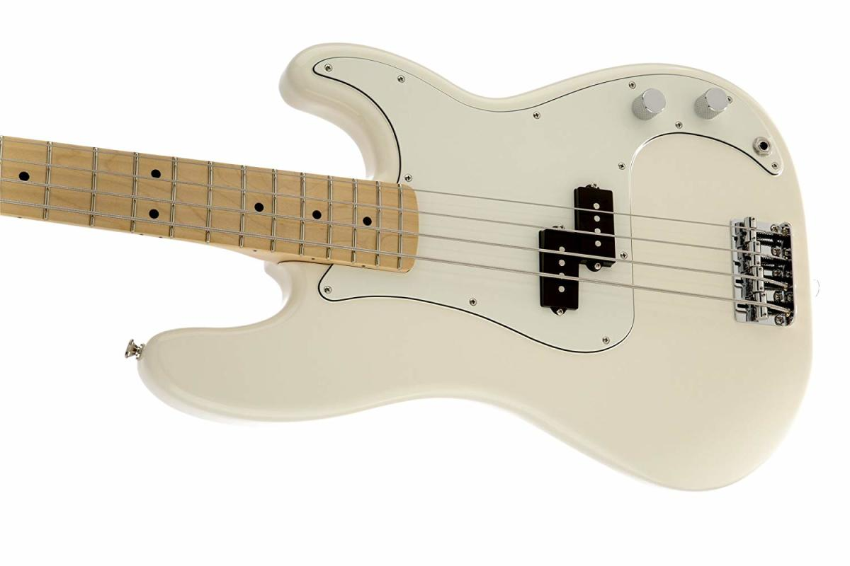 Fender Standard Made-in-Mexico Precision Bass Review