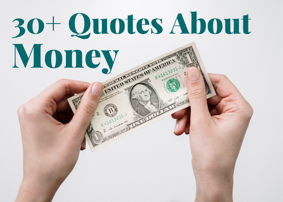30+ Quotes About Money From Famous People