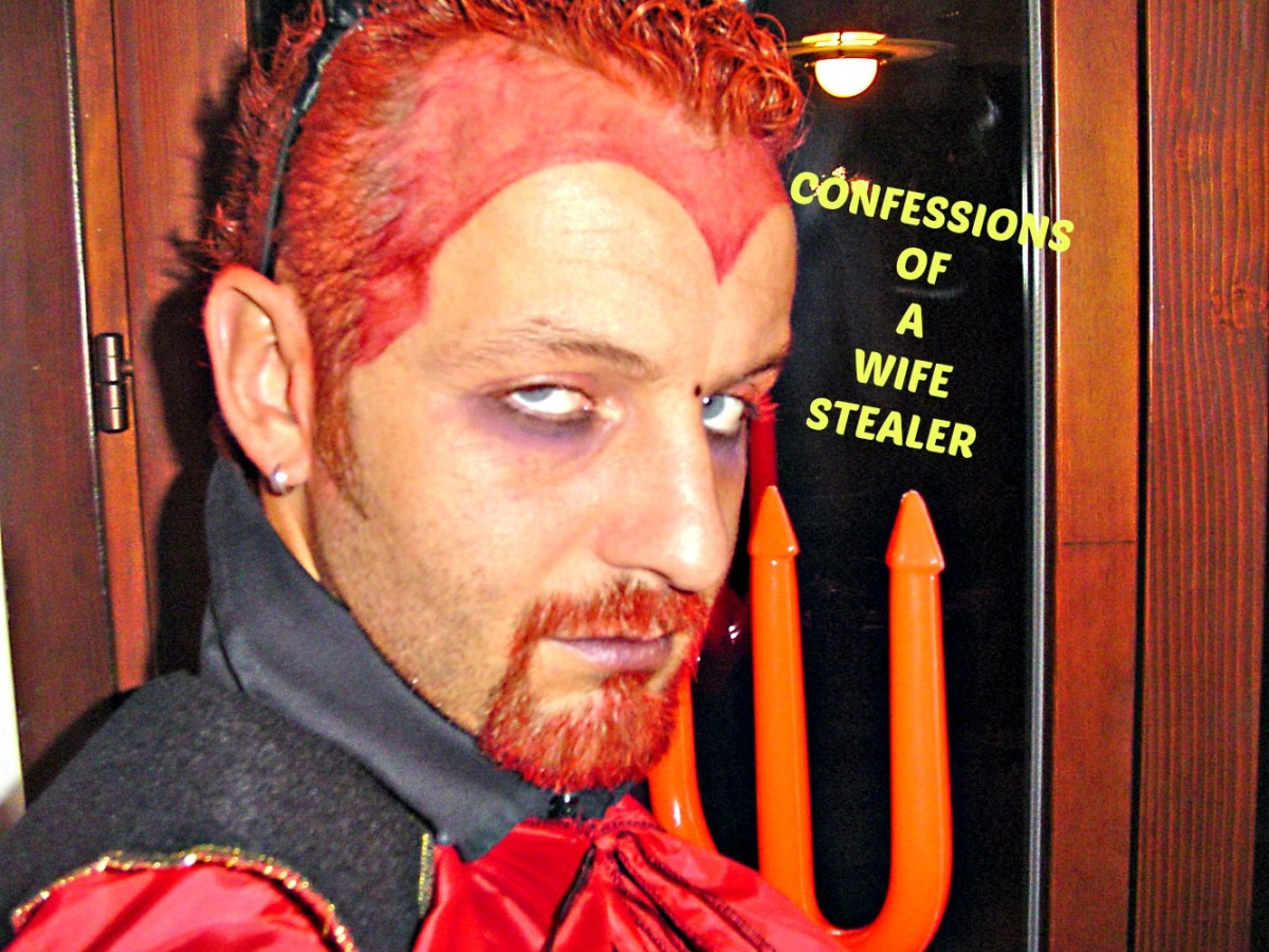 Confessions of a Wife Stealer
