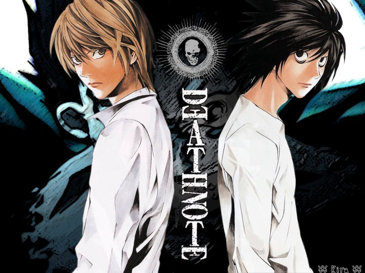 "Anime to Help You Fight Your ""Death Note"" Craving"