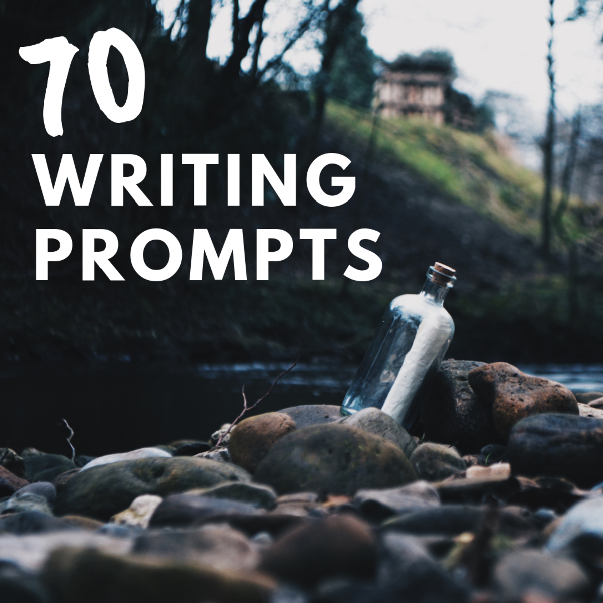 70 Creative Writing Prompts