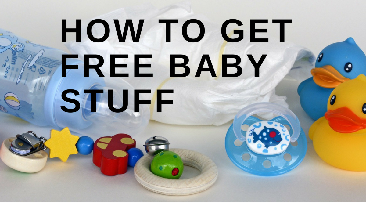 How to Get Free Baby Stuff and Products From Companies