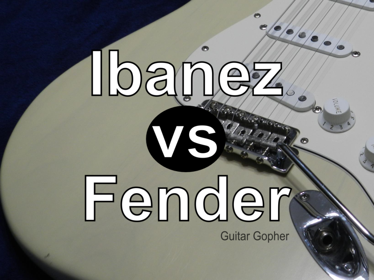 Ibanez vs. Fender: Which Guitar or Bass Is Best for You?