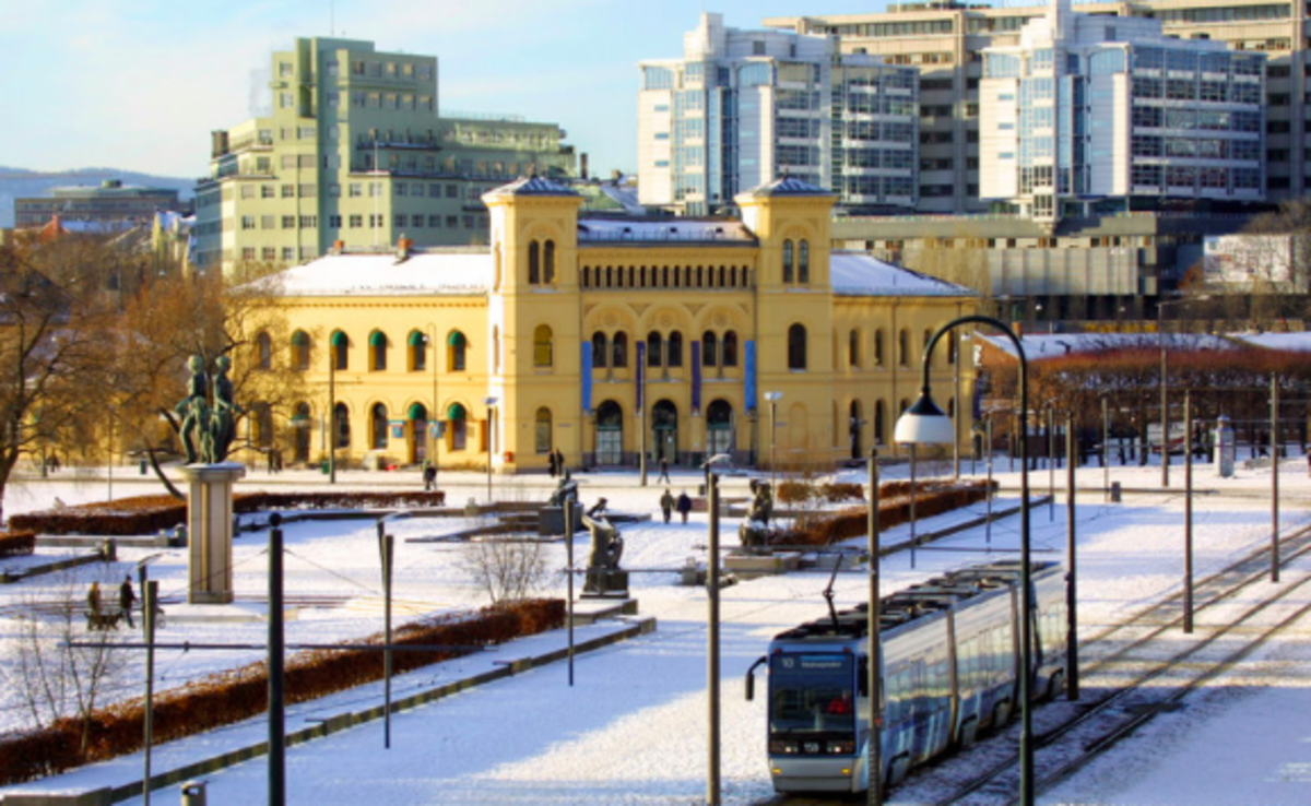 Saving Money With the Oslo Pass and What to See While You're There