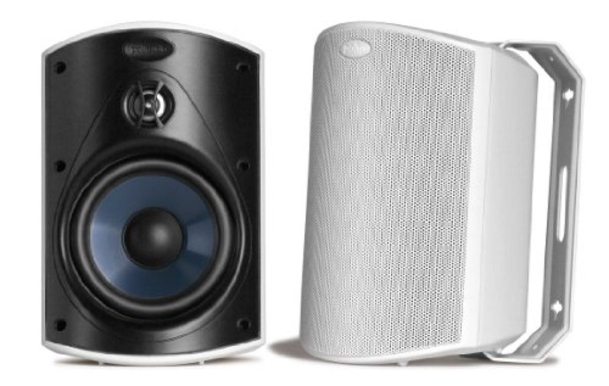 The Best 4 Outdoor Speakers in 2019