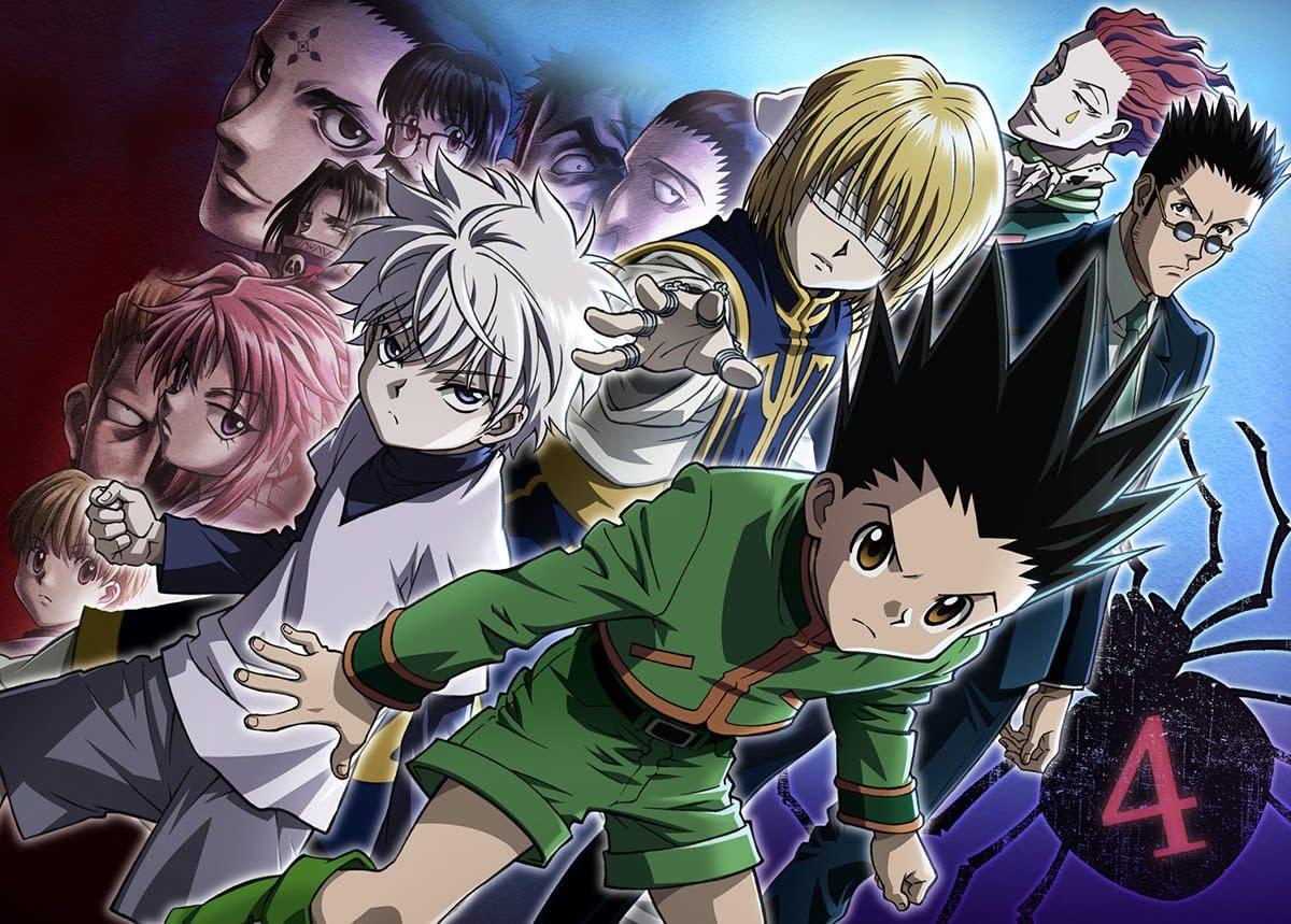 7 Anime Like Hunter X Hunter by Cheeky Kid   ReelRundown