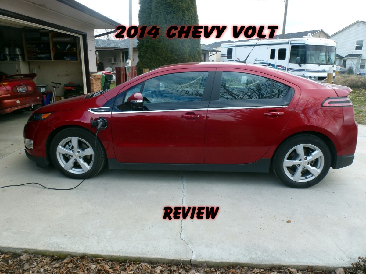 2014 Chevy Volt Review