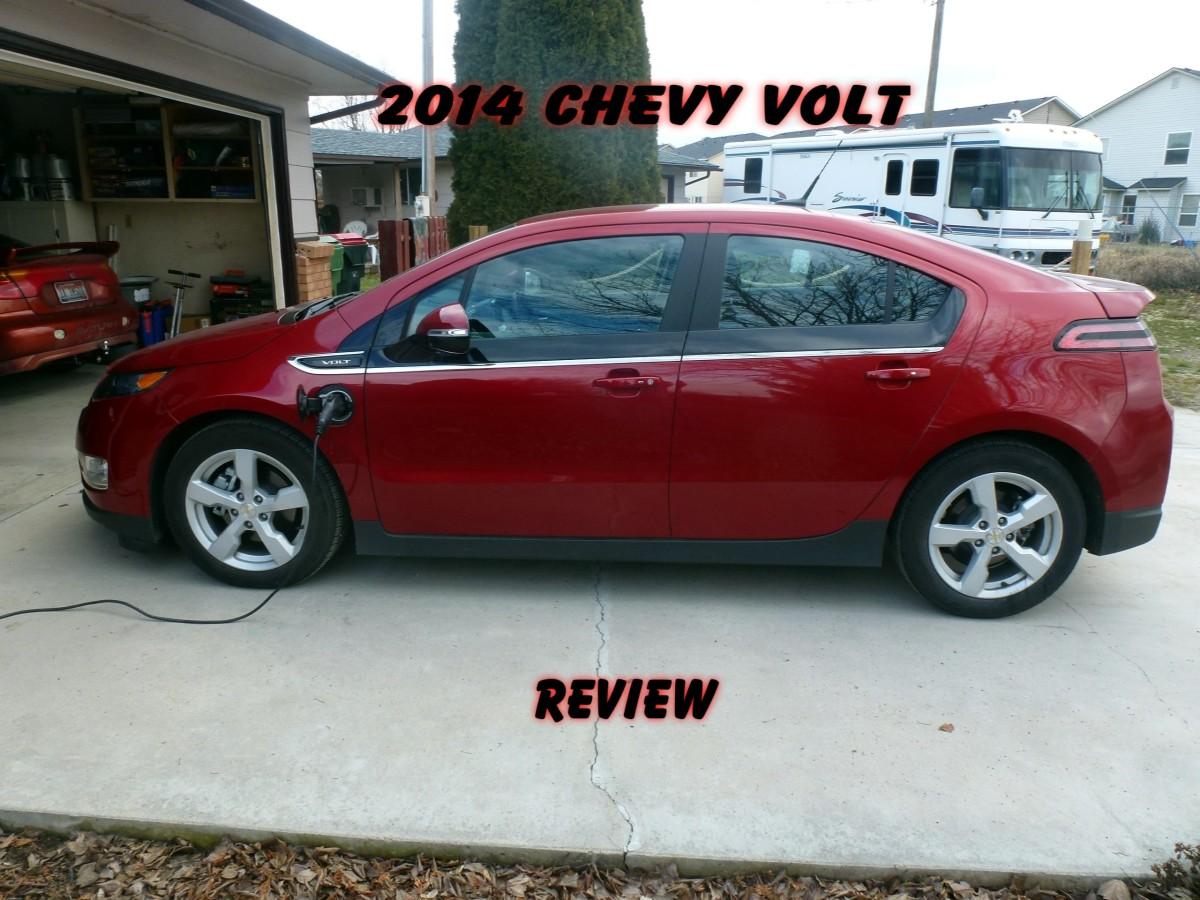 2014 Chevy Volt