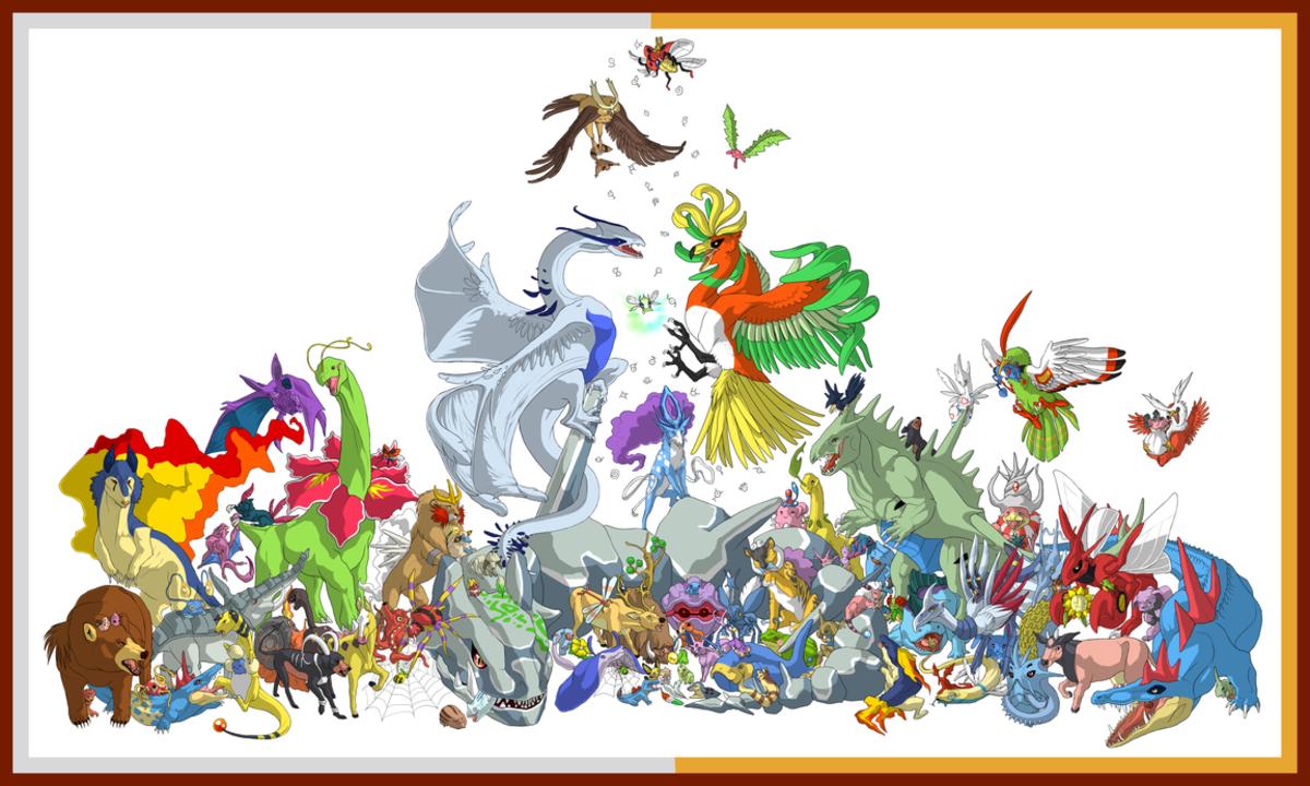 Generation 2 Pokemon