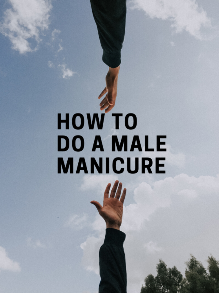 How to Do a Male Manicure
