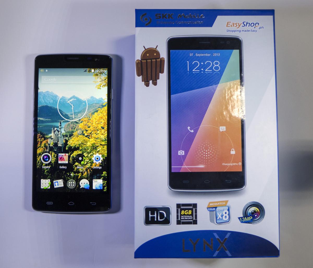 SKK Mobile Lynx Review