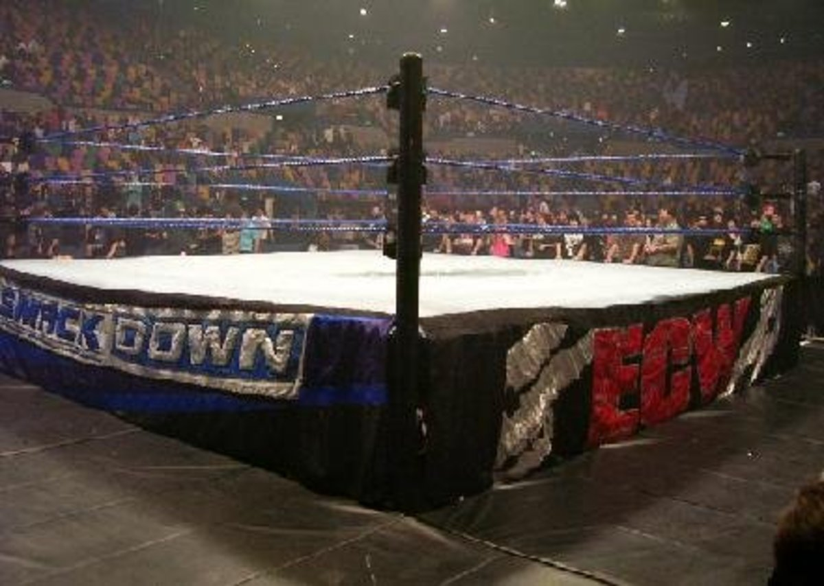 The 7 Greatest Matches of