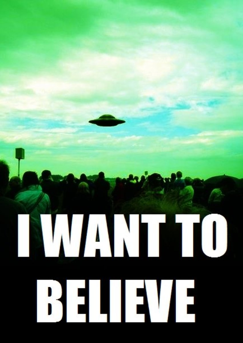 Science & Belief: Why We Believe in Gods, Ghosts, UFO's, Conspiracies and Everything Else