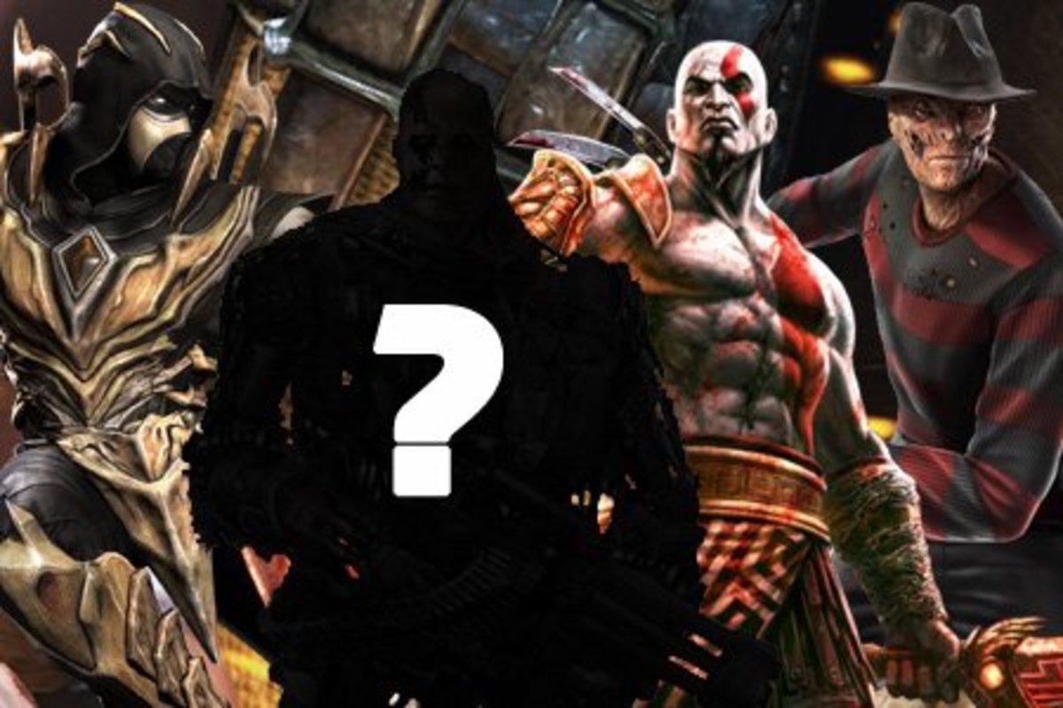 "Guest characters in ""Mortal Kombat"""