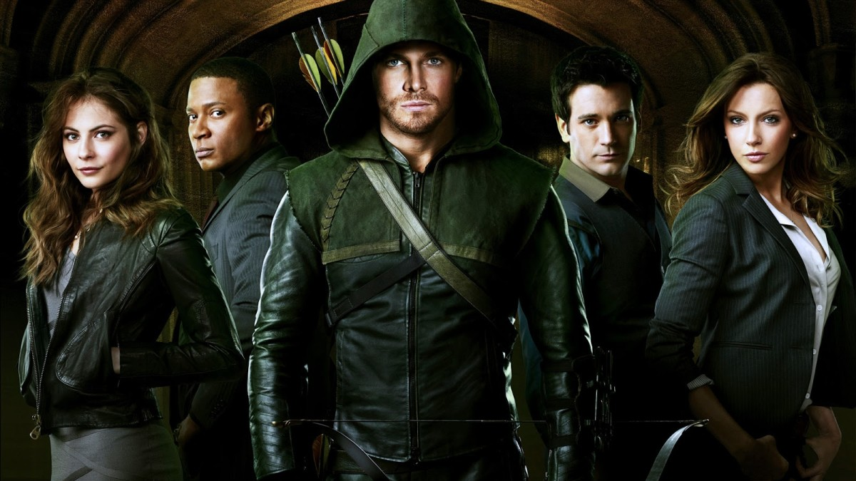 8 Best Superhero TV Shows Like Arrow