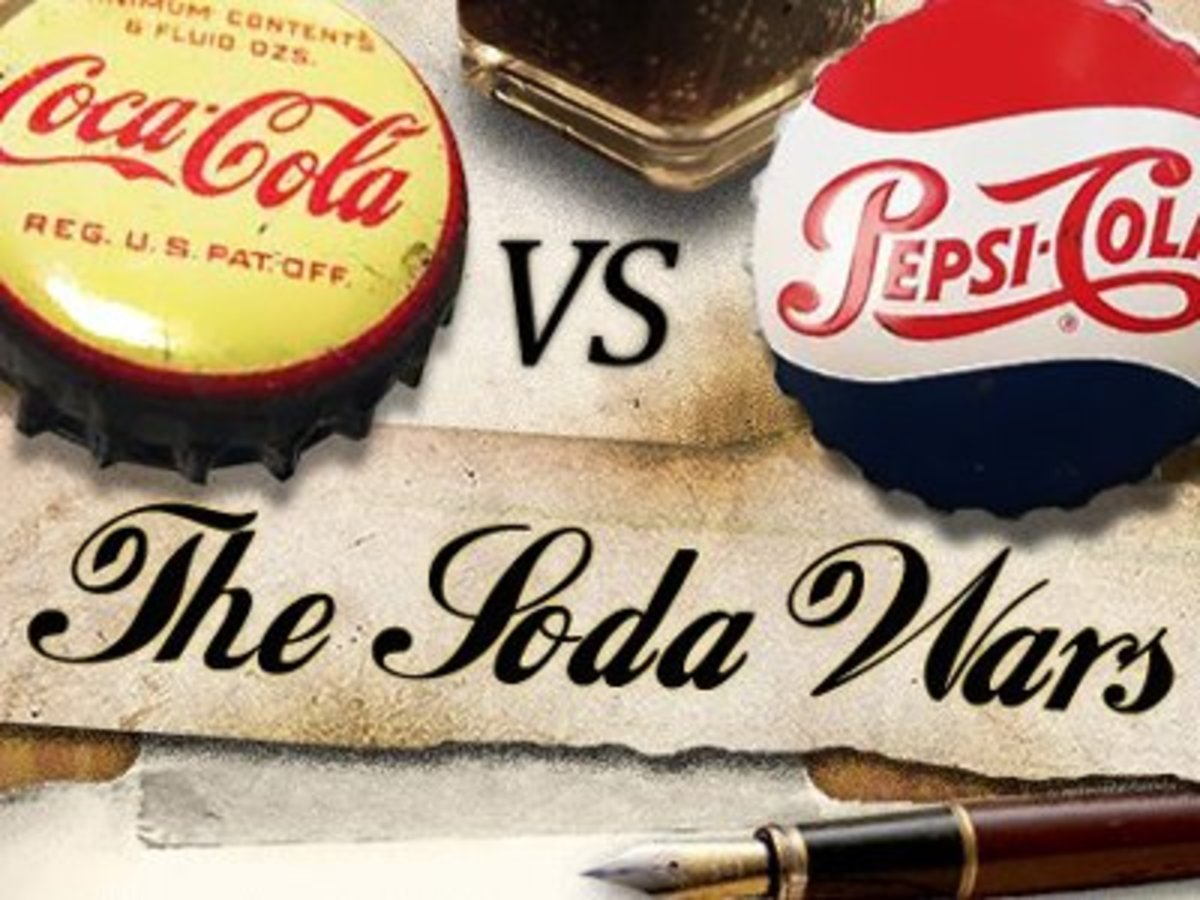 Coke Versus Pepsi, 2001: WACC & EVA Analysis | Owlcation