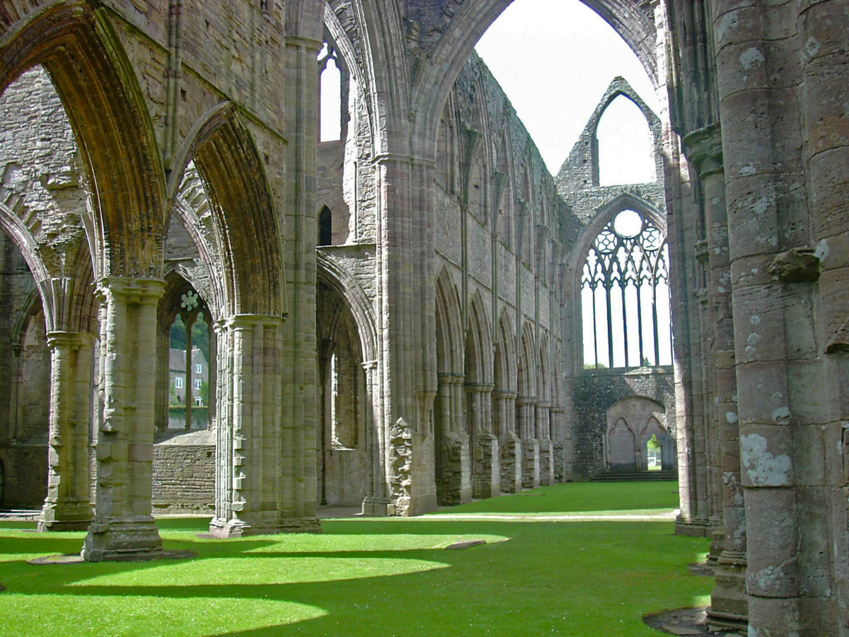 Religion at Tintern Abbey