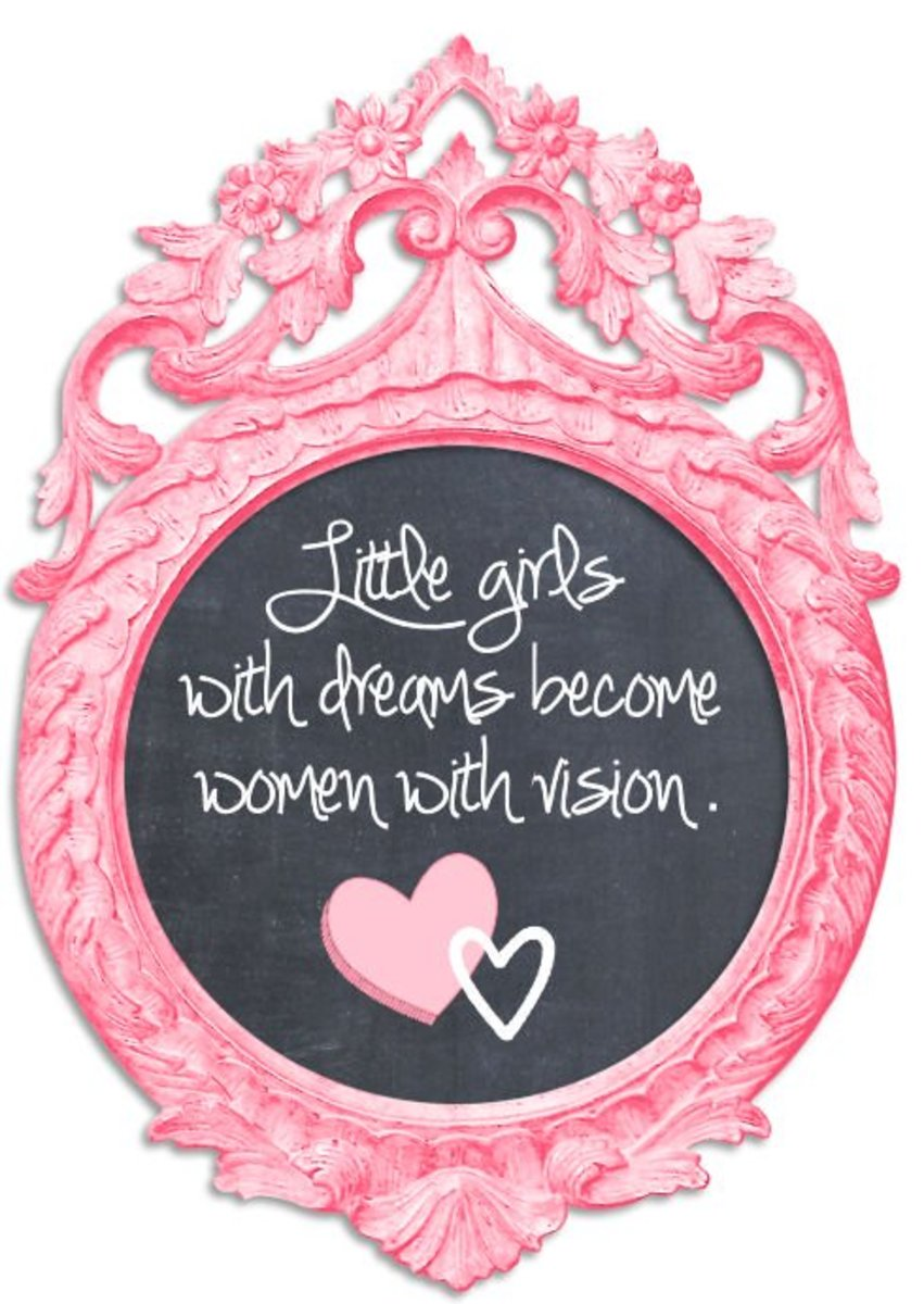 Quotes for Little Girls With Big Dreams