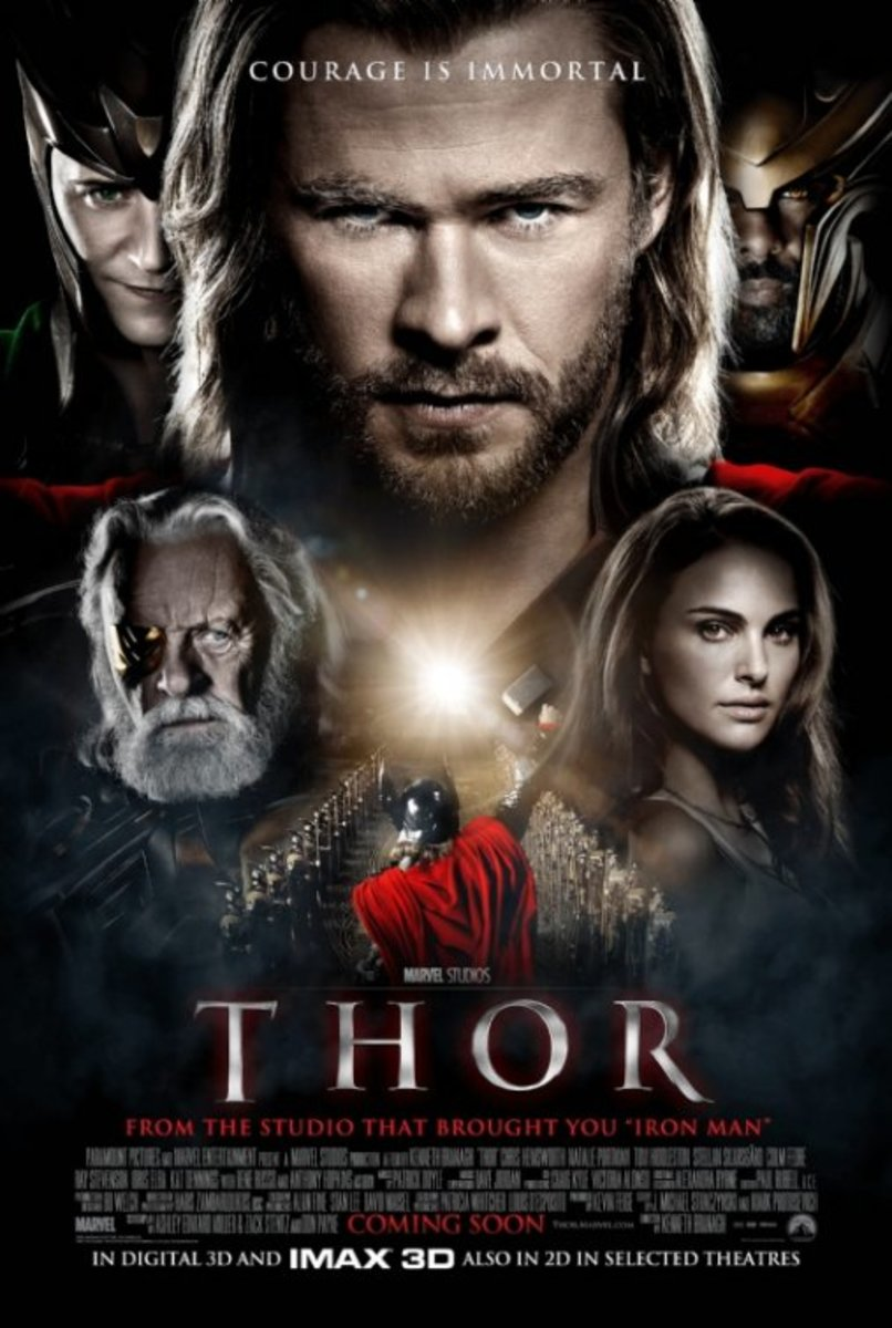 Should I Watch..? 'Thor'