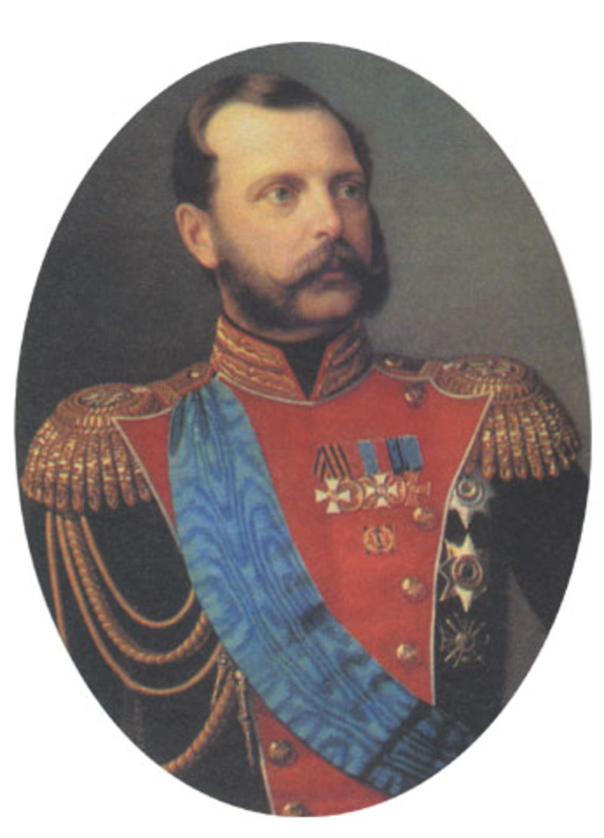 Great Reforms of Alexander II