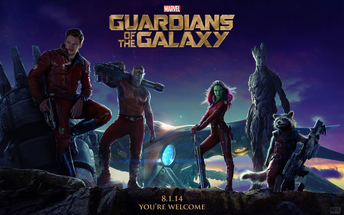 Should I Watch..? 'Guardians of the Galaxy'