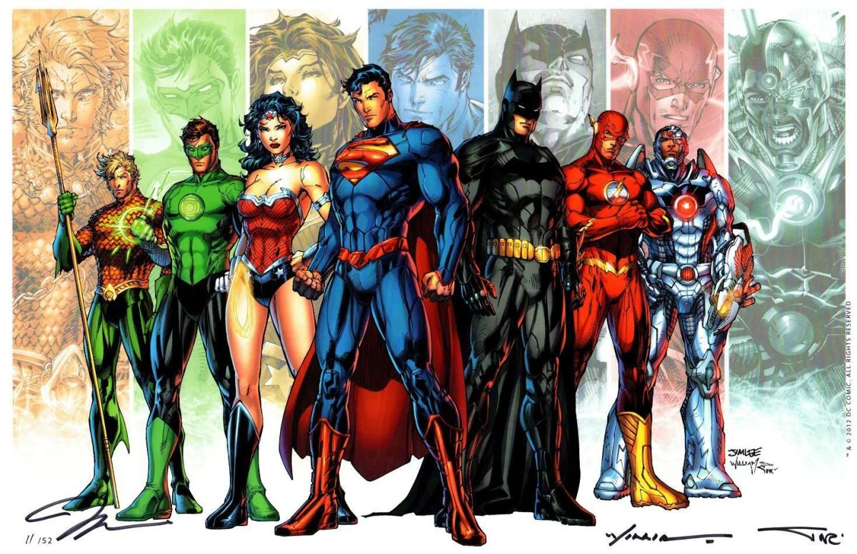 Getting into DC Comics: Justice League Titles (New 52)
