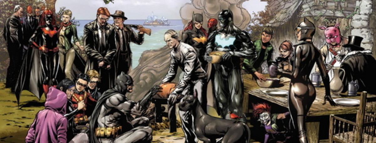 Batman Comics: A Beginner's Reading Guide