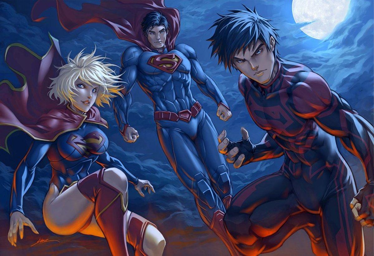 Getting into DC Comics: Superman Titles (New 52)