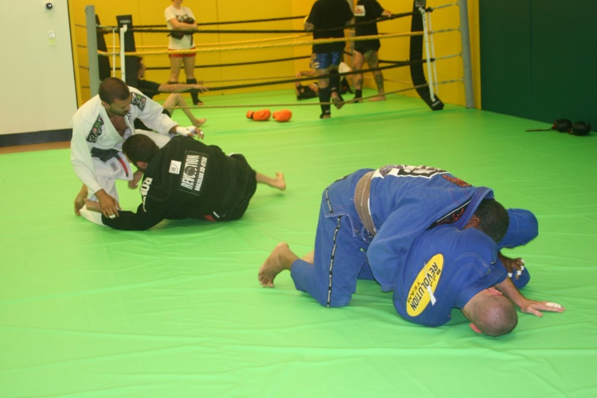 How to Turn Away Safely to Turtle and Recover Guard:  a BJJ Tutorial