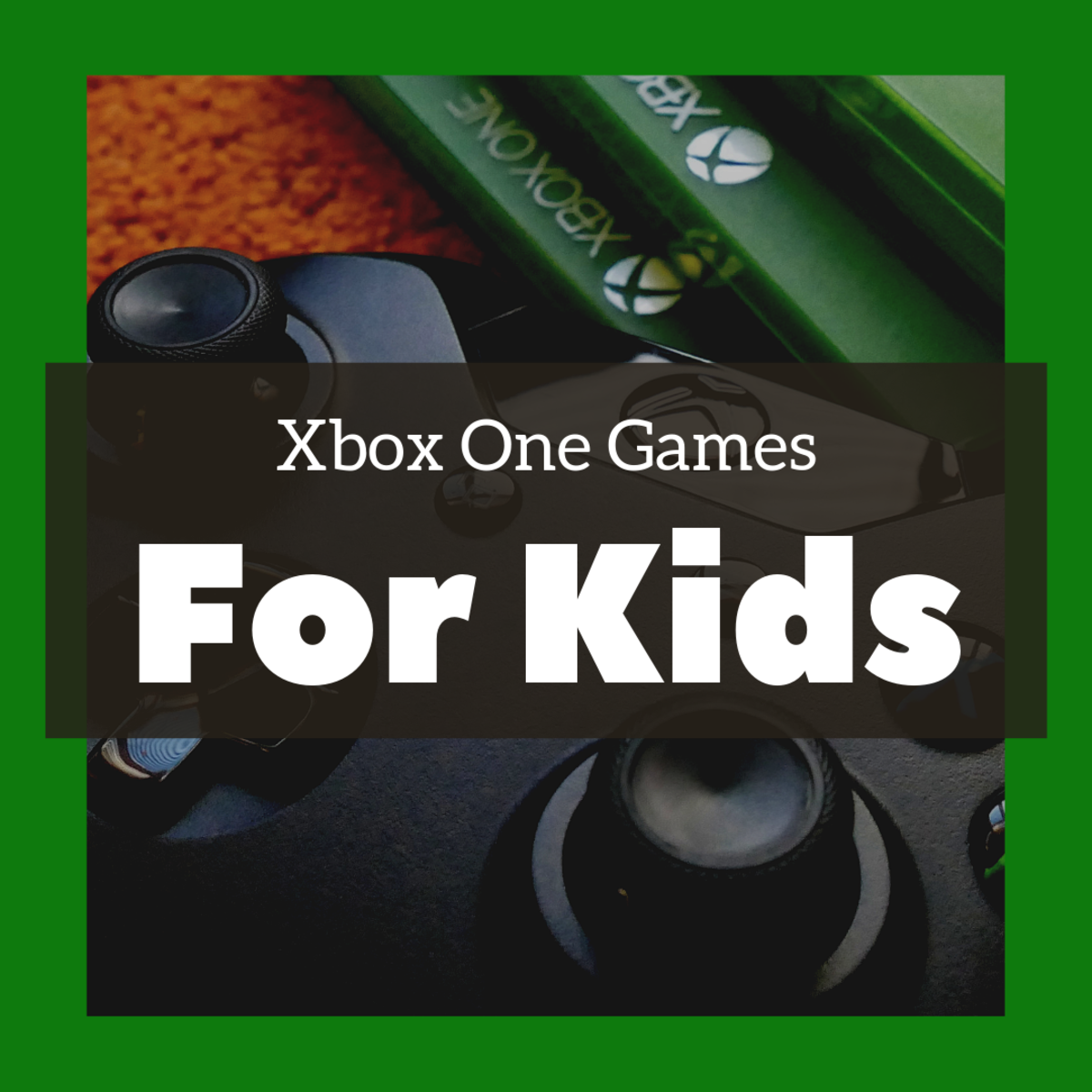 Top 5 Best Xbox One Games for Kids
