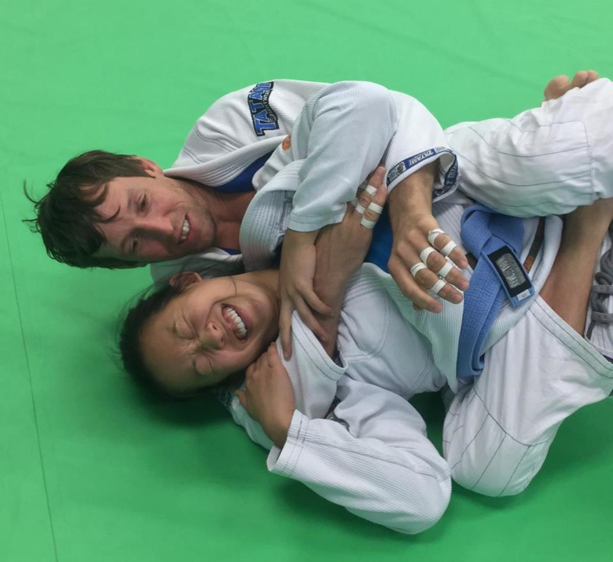 "The ""Crunch and Turn"" Basic Back Escape: A BJJ Tutorial"