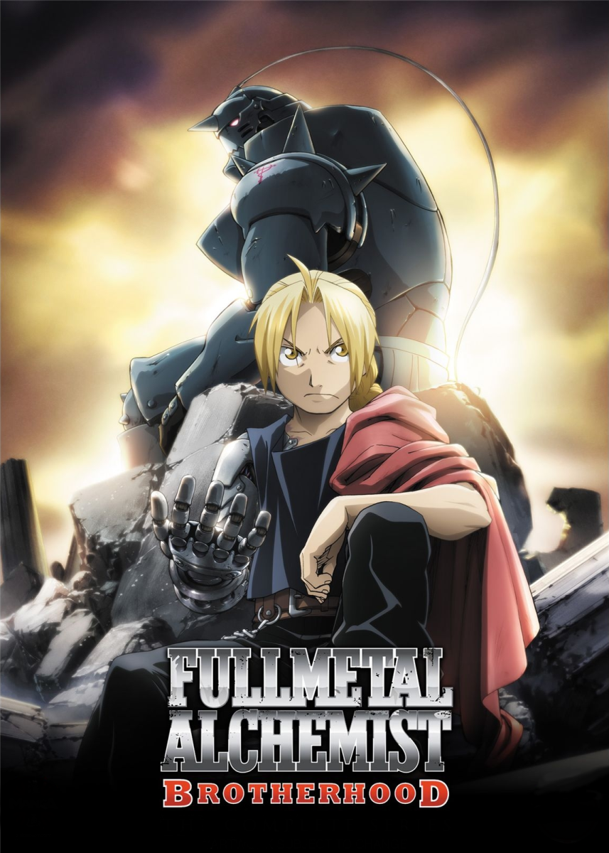 Full Series Review: Fullmetal Alchemist: Brotherhood