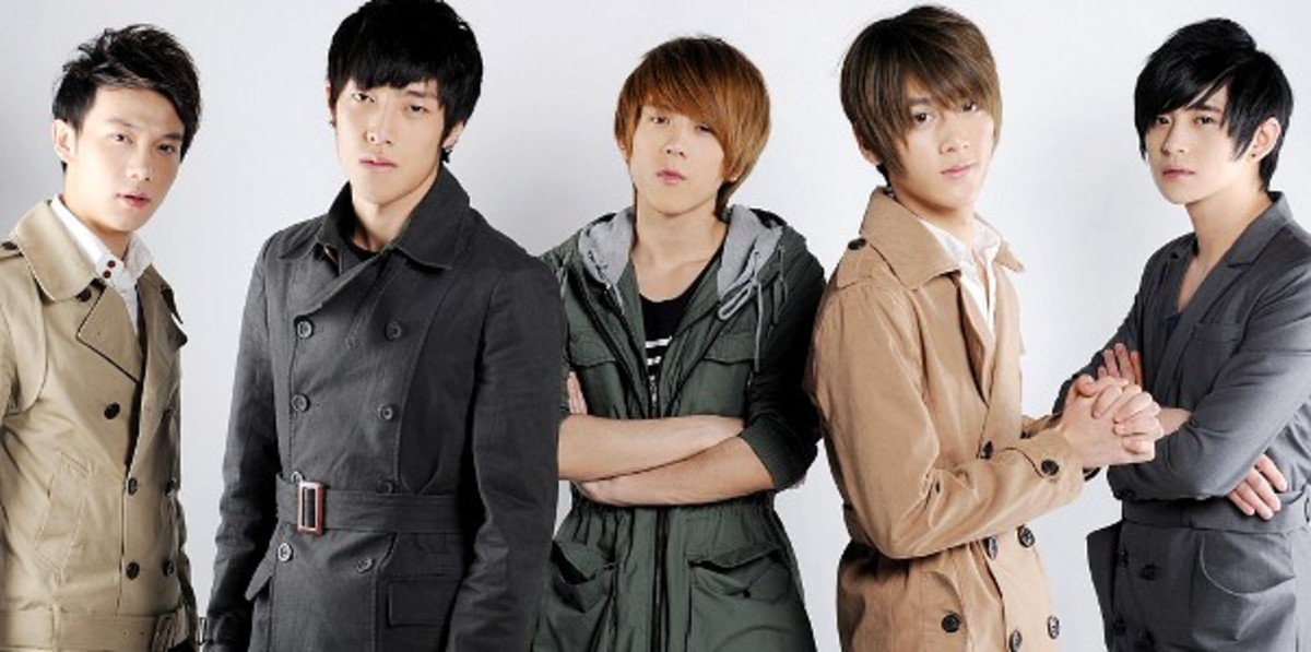 10 Chinese Boybands Worth Checking