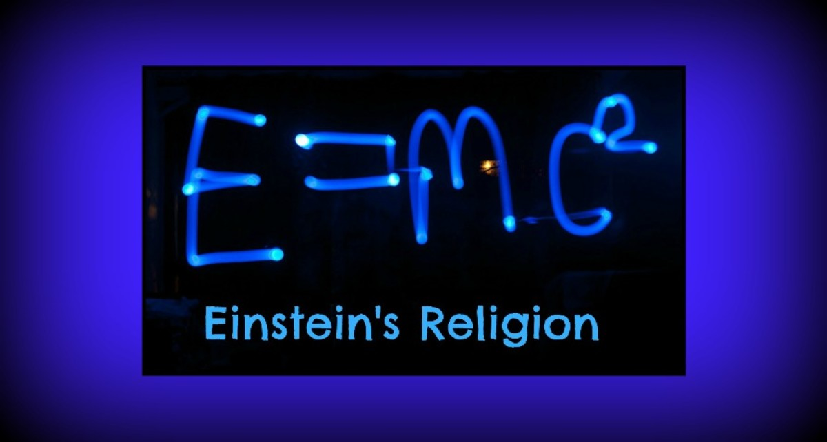 What Was Einstein's Religion?: Deist? Pantheist? Humanist? Atheist?