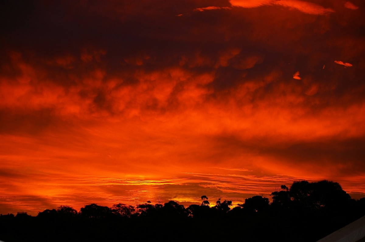 Fire in the Sky 2: Another collection of nature-inspired sunrise/sunset poetry