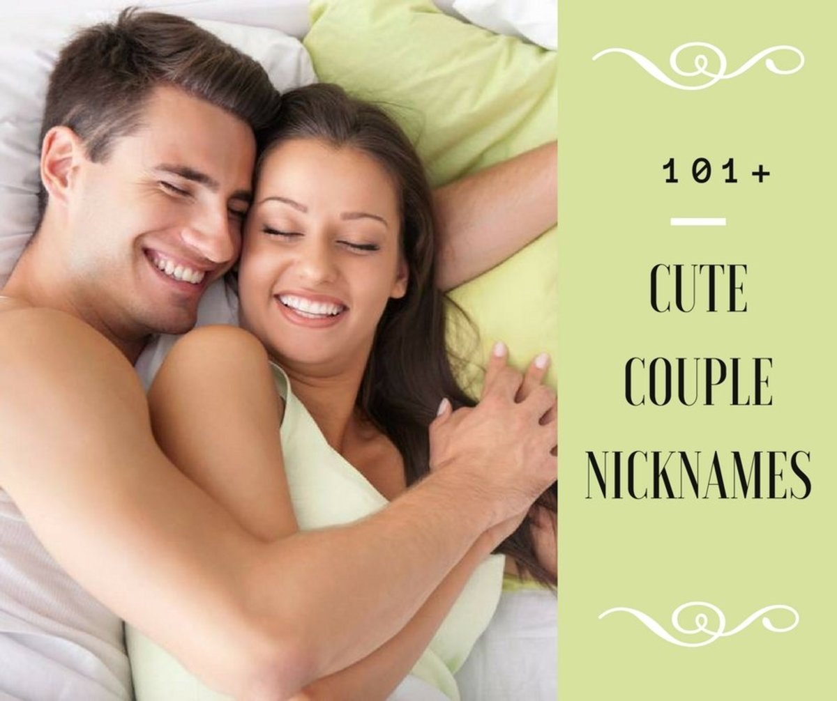 101+ Cute Couples Nicknames