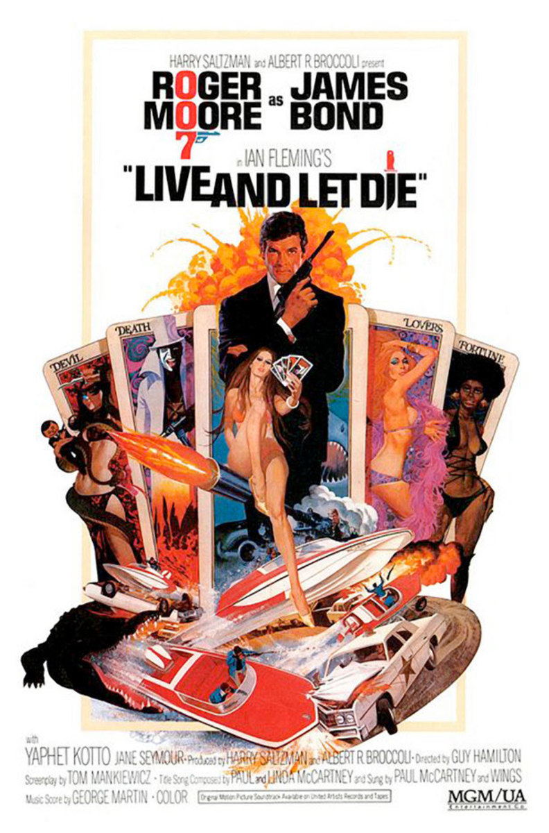 Should I Watch..? Live And Let Die